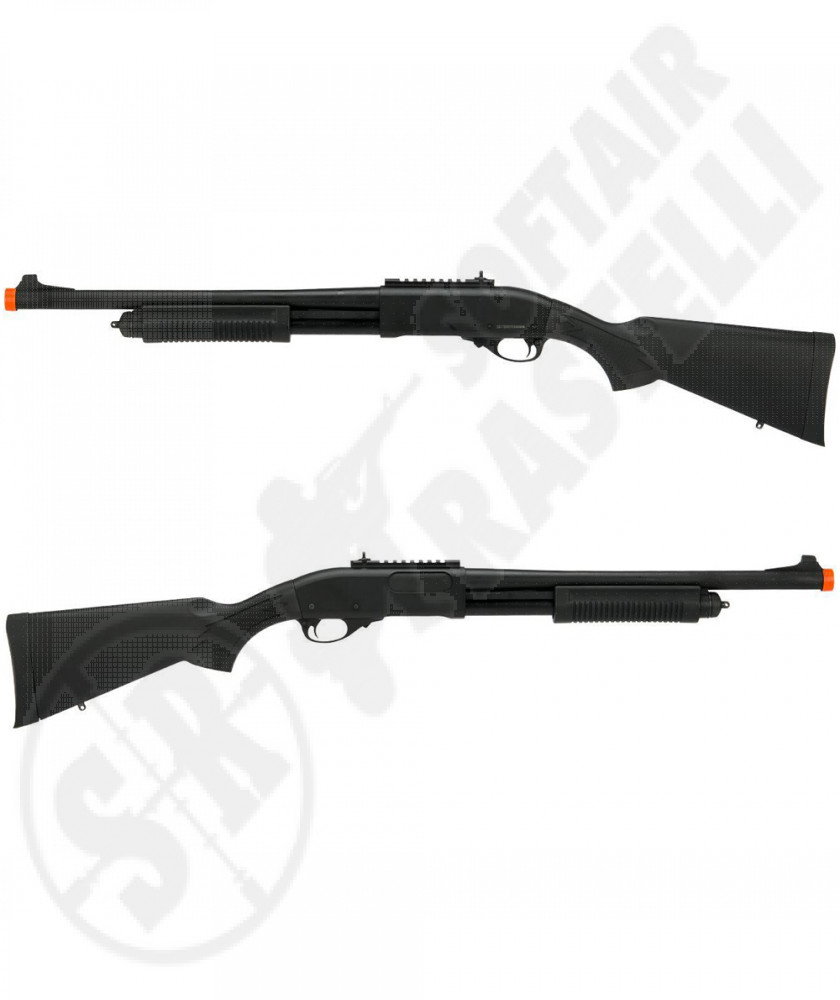 Fucile a pompa M870 V2 a Geen Gas full metal lungo TAN