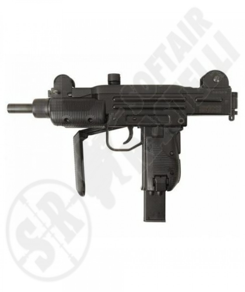 UZI scarrellante a co2  calibro 4,5 full metal  SWISS ARMS 288503