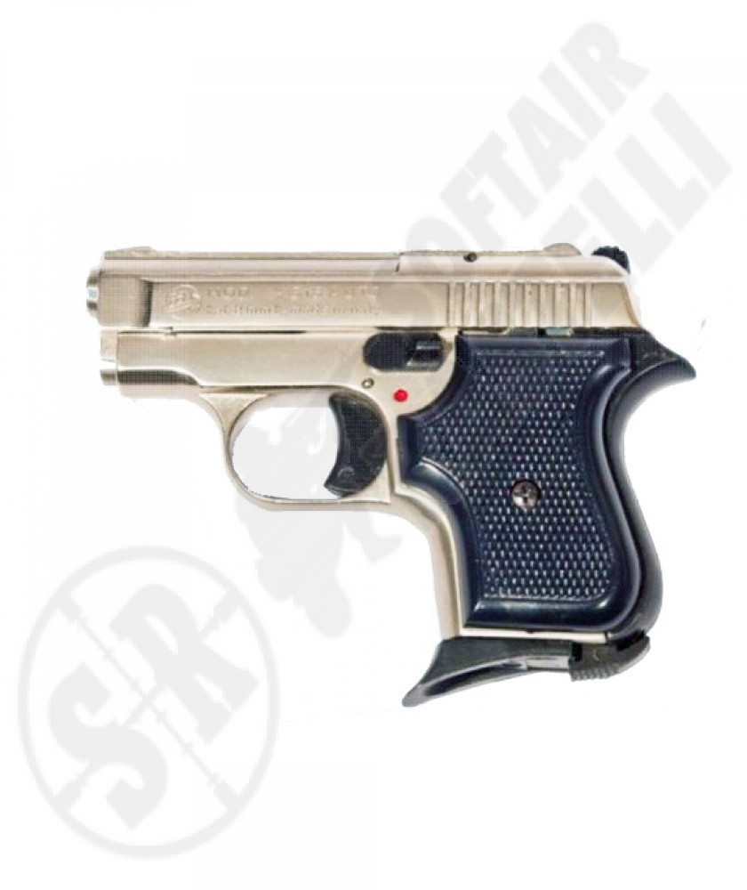Pistola a salve 315 calibro 8 mm cromata