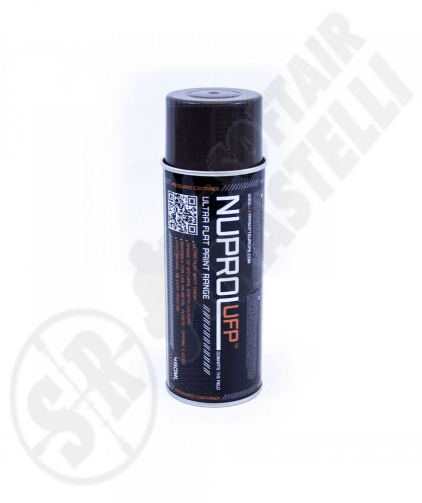 Vernice spray UFP NUPROL colore marrone