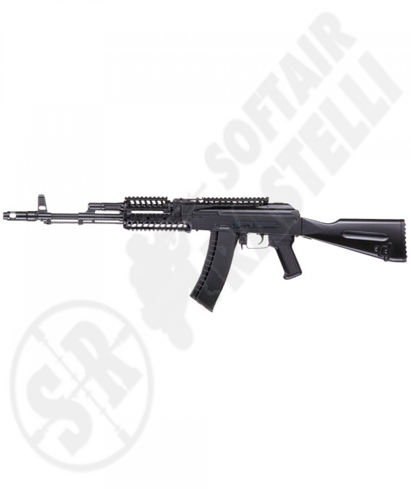 Fucile Ak 74 r.a.s. fixed stock full metal