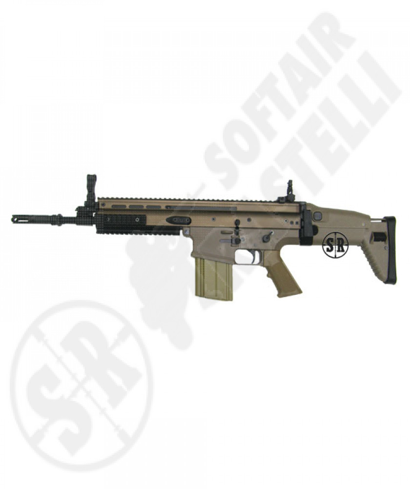 Scar H full metal tan