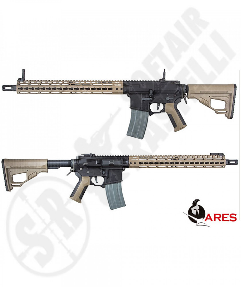 "Fucile softair OCTARMS 15"" KEYMOD Tan ARES"