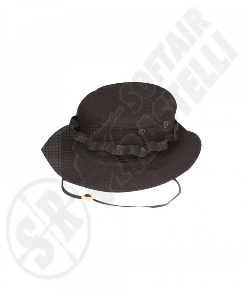Cappello Jungle Bonnie Nero