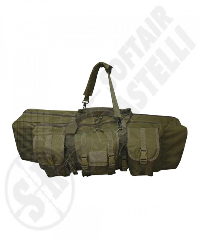 Borsa multi Weapon Pwc-5S verde