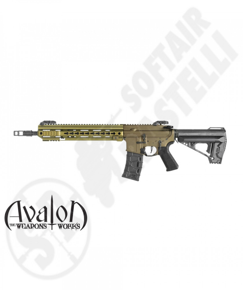 Avalon Calibur 416 Carbine Desert