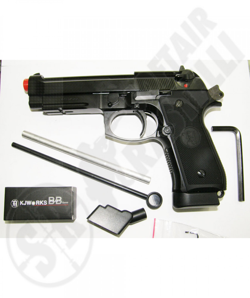 Beretta F92 scarrellante - CO2 - Full-Metal - G&G (GG 9606)