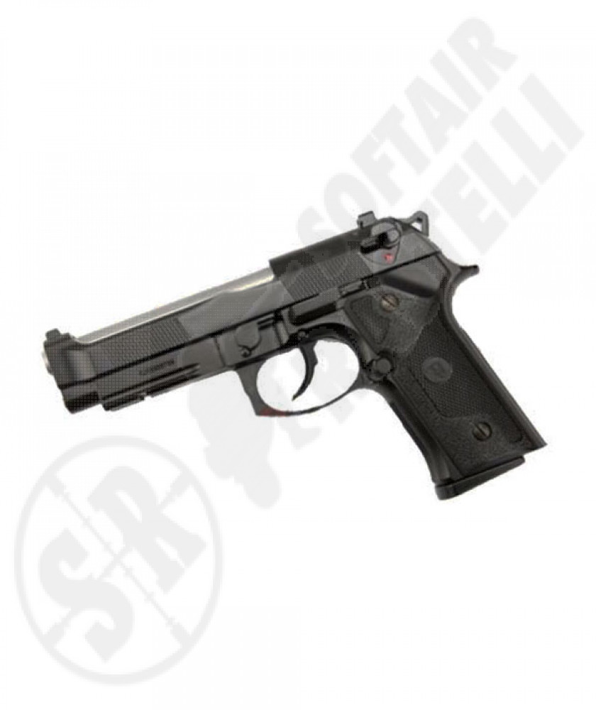 Beretta 92sf elite gas blowback kjworks