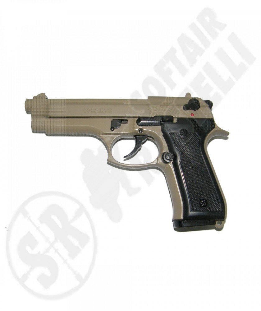 Beretta a salve 8 mm TAN kimar