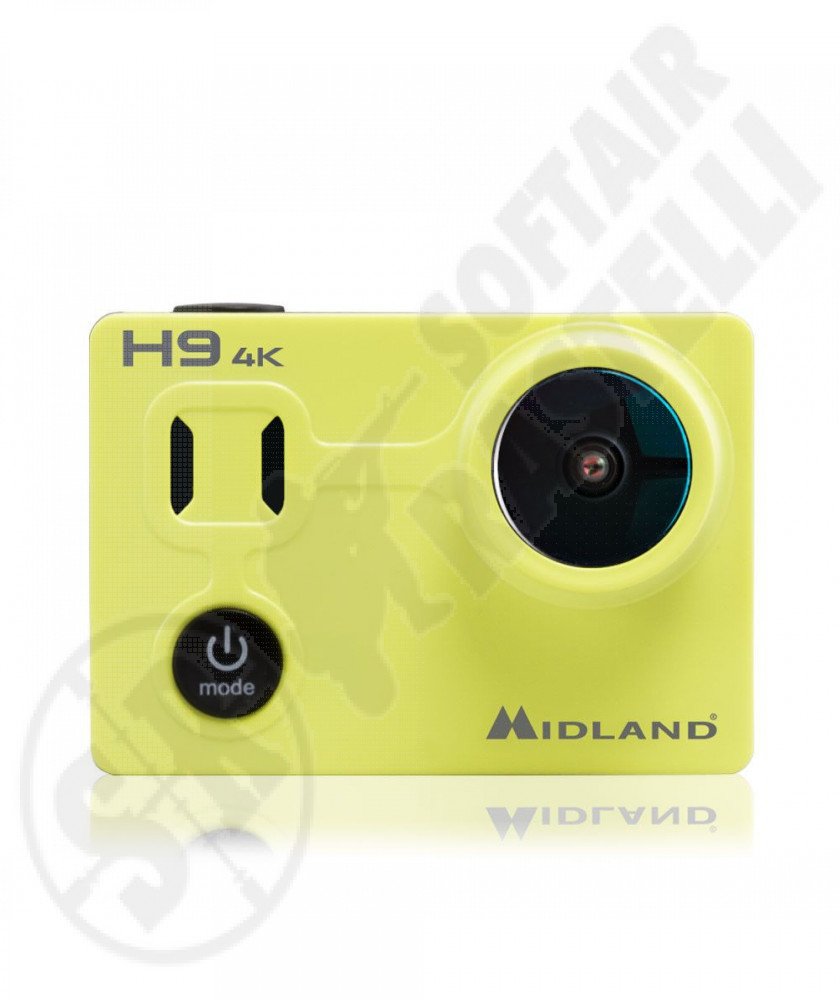 Action Cam H9 - 4K30FPS - Midland