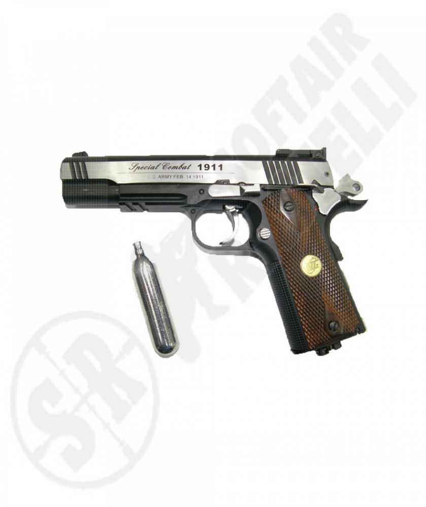 Colt a co2 1911 scarrellante WG