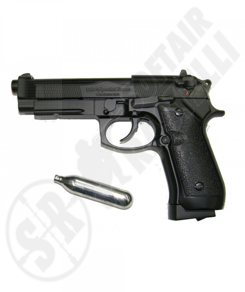 Beretta  92 A1 co2  scarrellante full metal