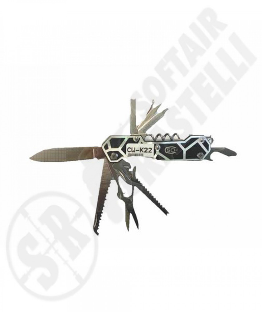 Multiuso pocket steel claw knives