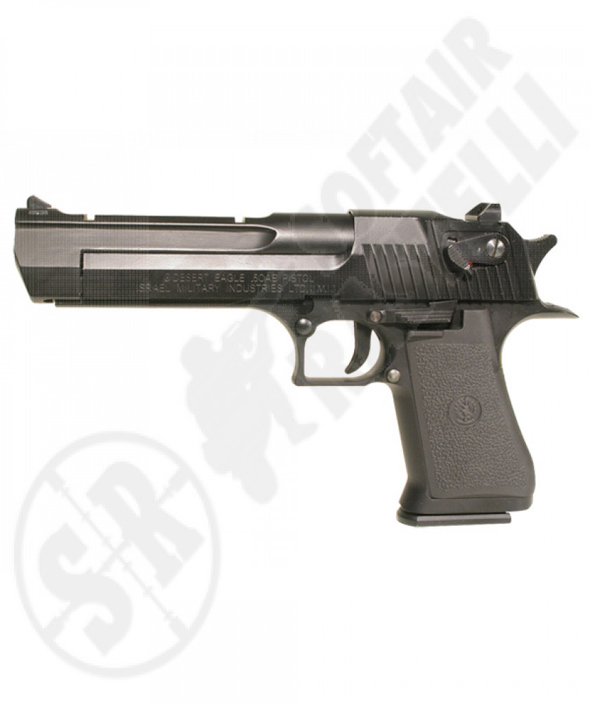 Desert eagle co2 scarrellante full metal singolo/raffica