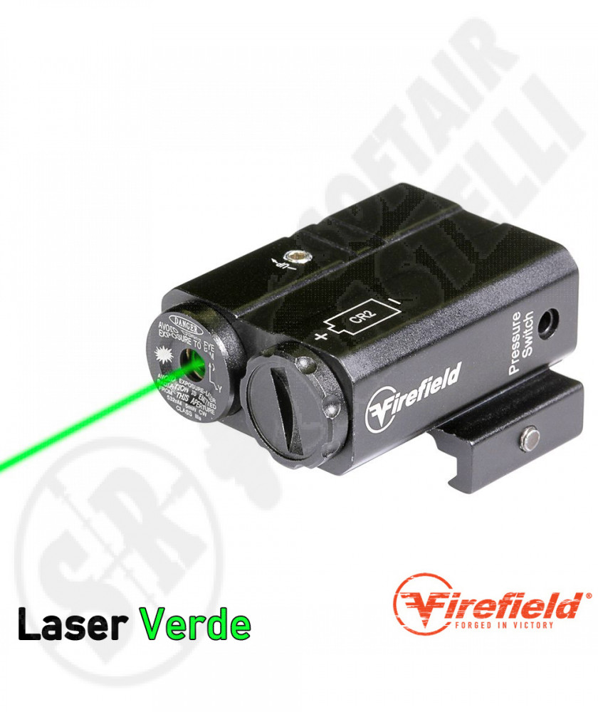 Laser Verde Firefield® Charge AR