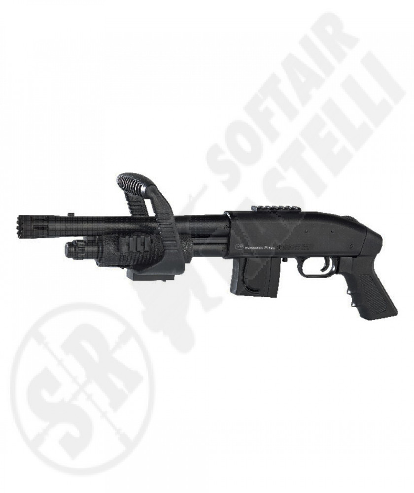 Fucile a pompa Mossberg 590 Chainsaw