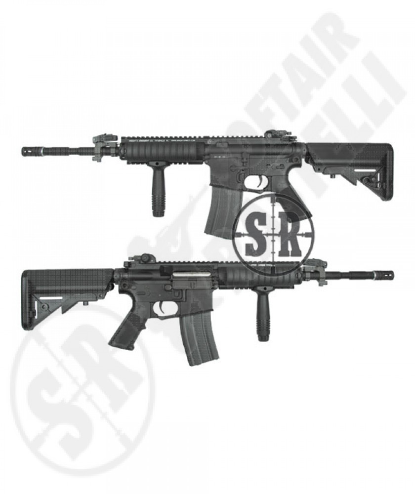 Fucile knight's SR-16 e3 carbine full metal (king arms)