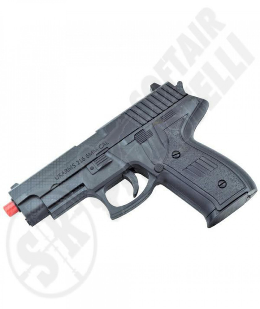 Pistola a molla P226 Baby in metallo Golden Eagle (G-E26)