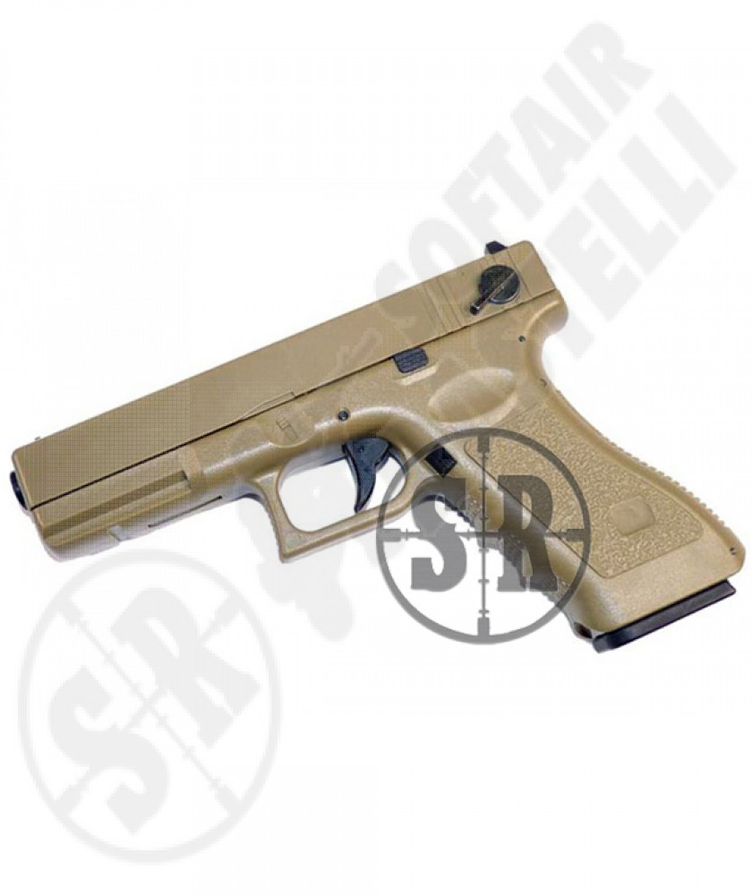 Glock tan elettrica professionale gear box in metallo
