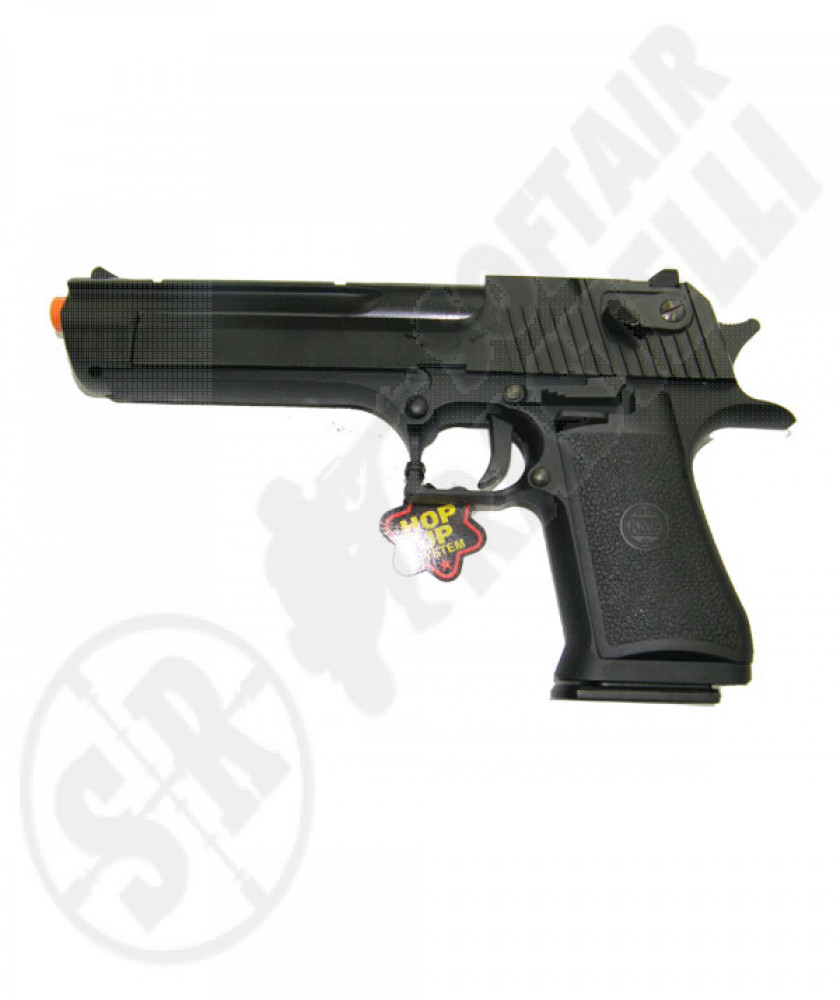Pistola a co2 Desert eagle a co2 scarrelante  full metal