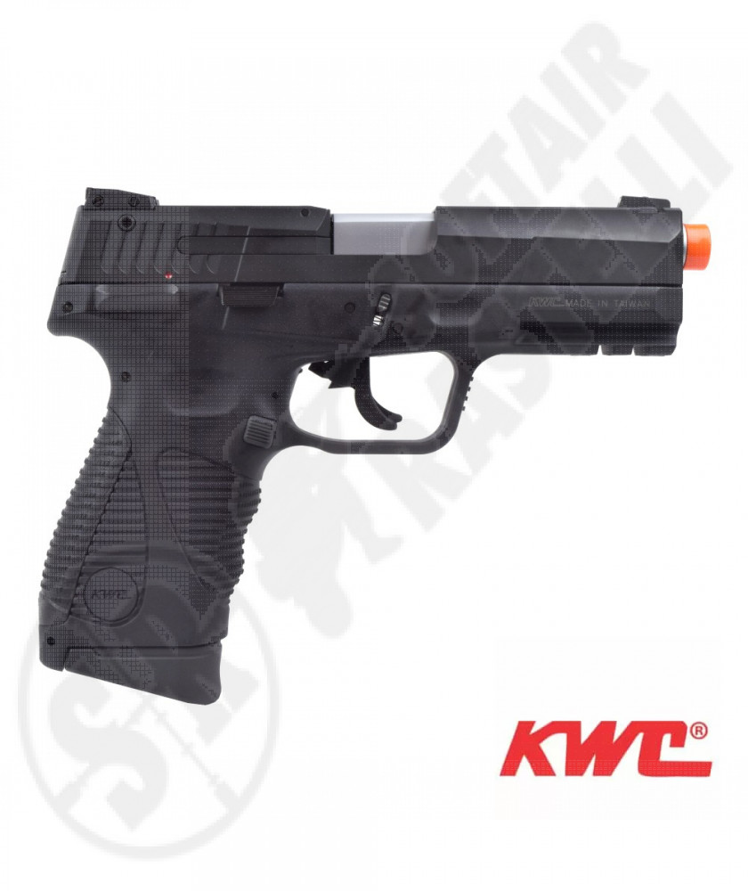 Pistola a Co2 24/7 - Nero - KWC (KW-247)