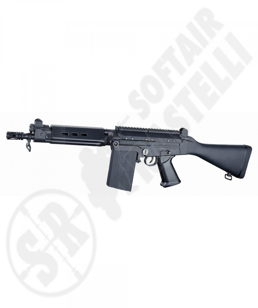 Fal short scarrellante full metal (jg)