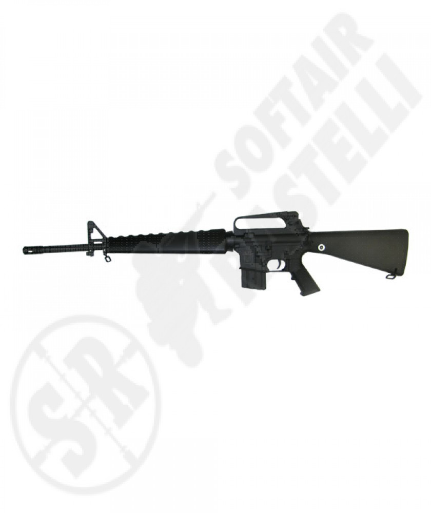 Fucile M16A1 vietnam new version 2014
