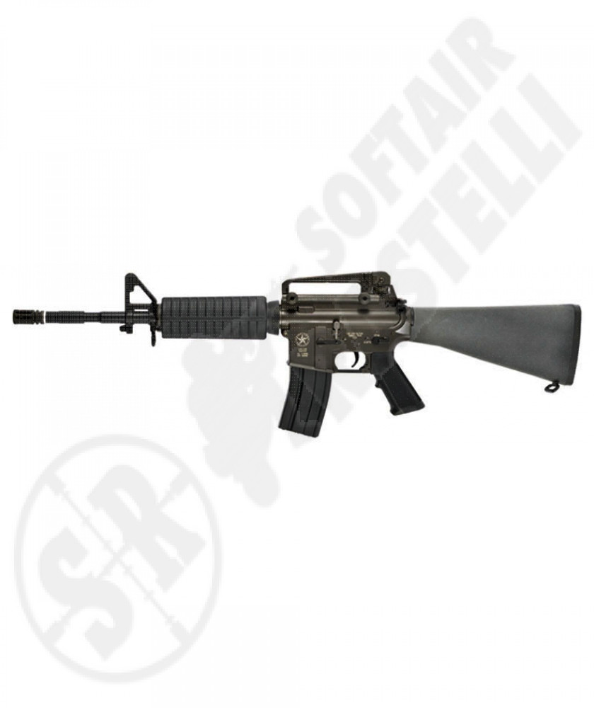 M4 lone star rancher (full metal) evolution air soft  garanzia 1