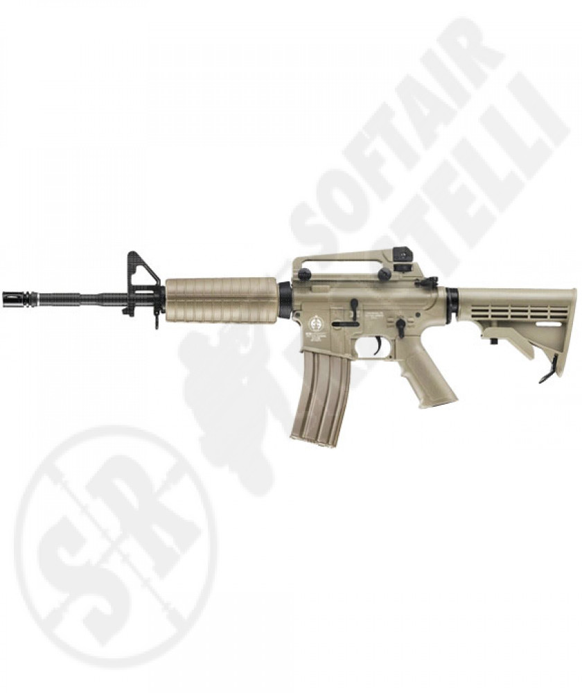 M4a1 carabine full metal tan (ics)