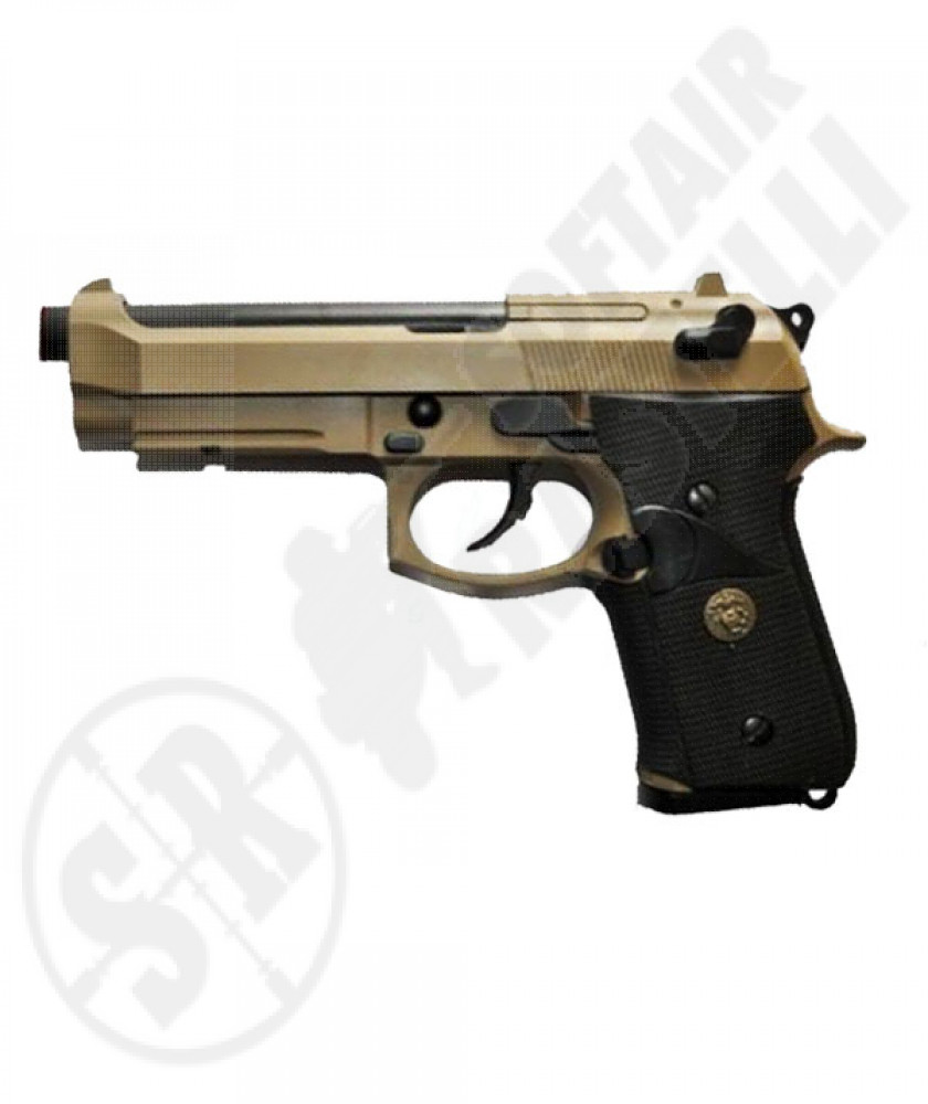 M9A1 marine tan full metal a gas