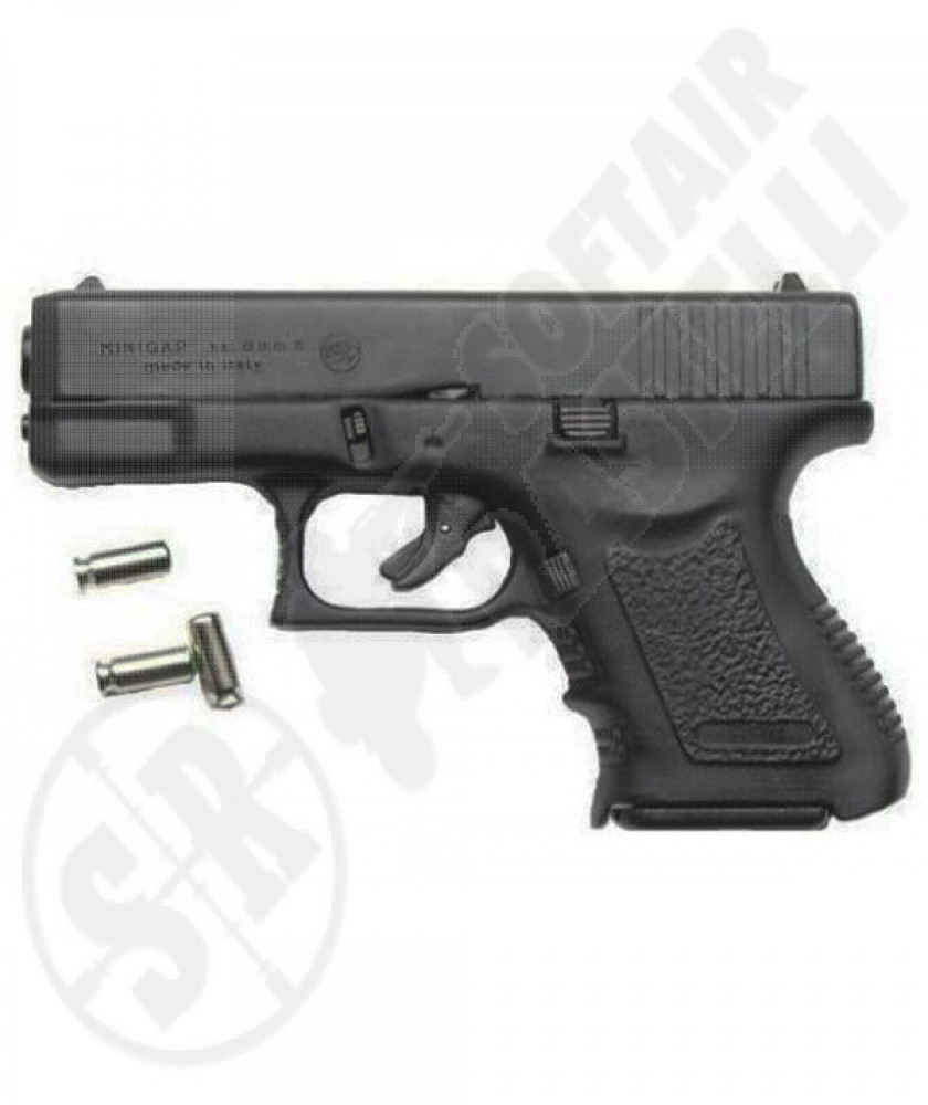 Pistola a salve Mini gap  calibro 8 mm