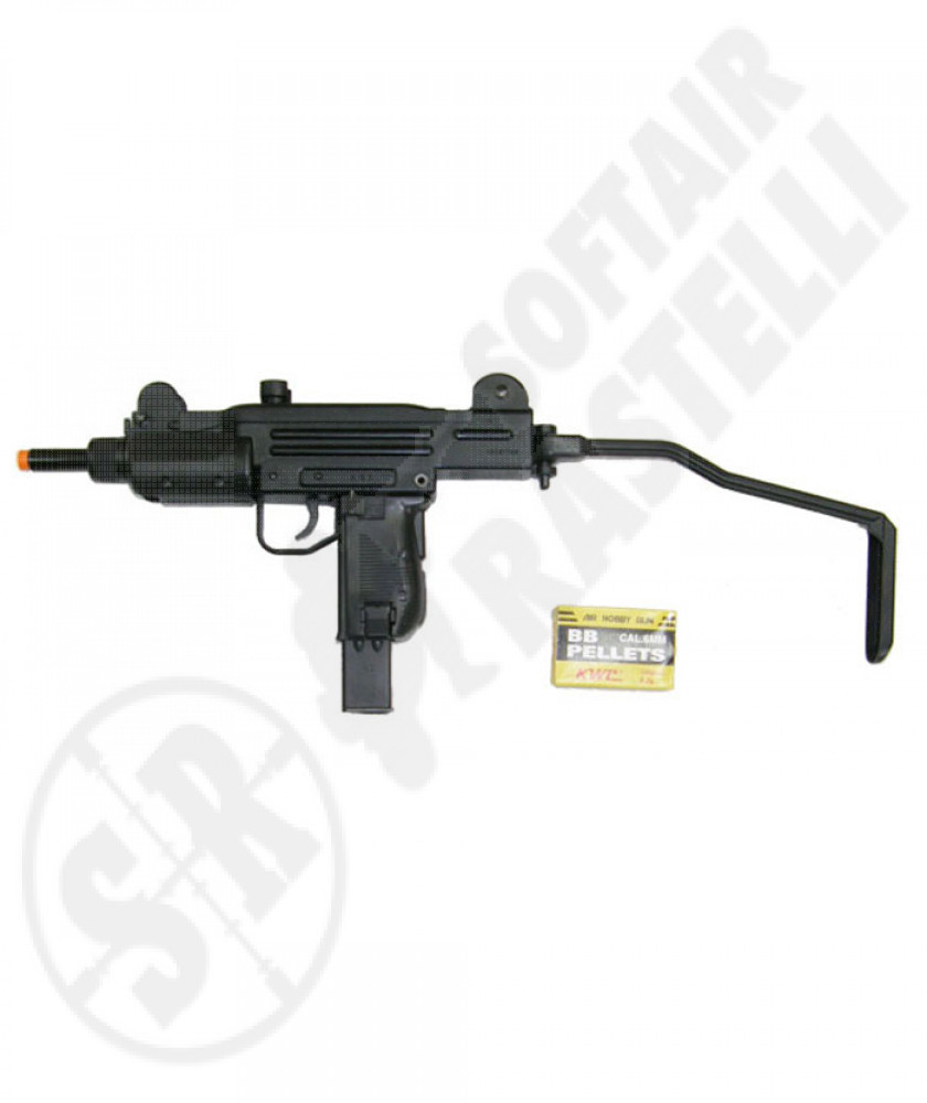 UZI scarrellante a co2 full metal