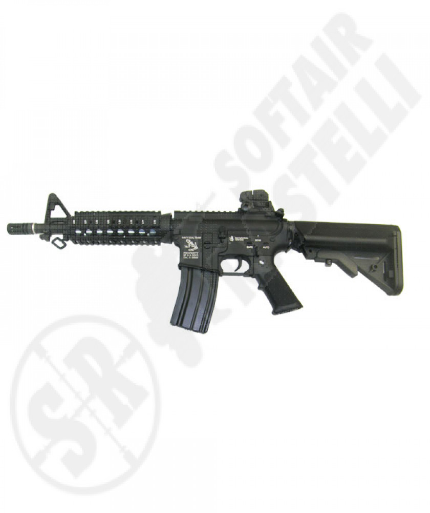 M4 cqb ris full metal ghost armament