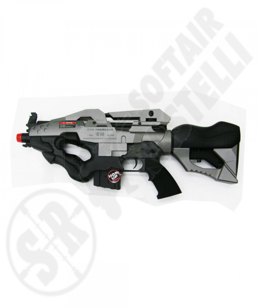 Mitra M4 CQB star dragon