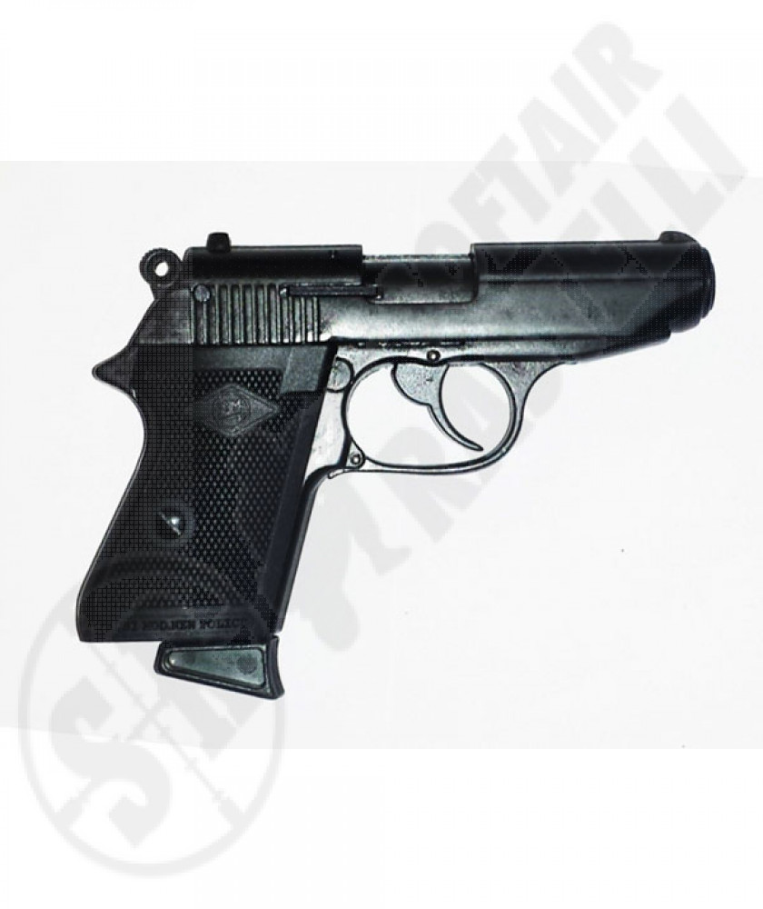Pistola a Salve New police a salve calibro 9 mm Nera