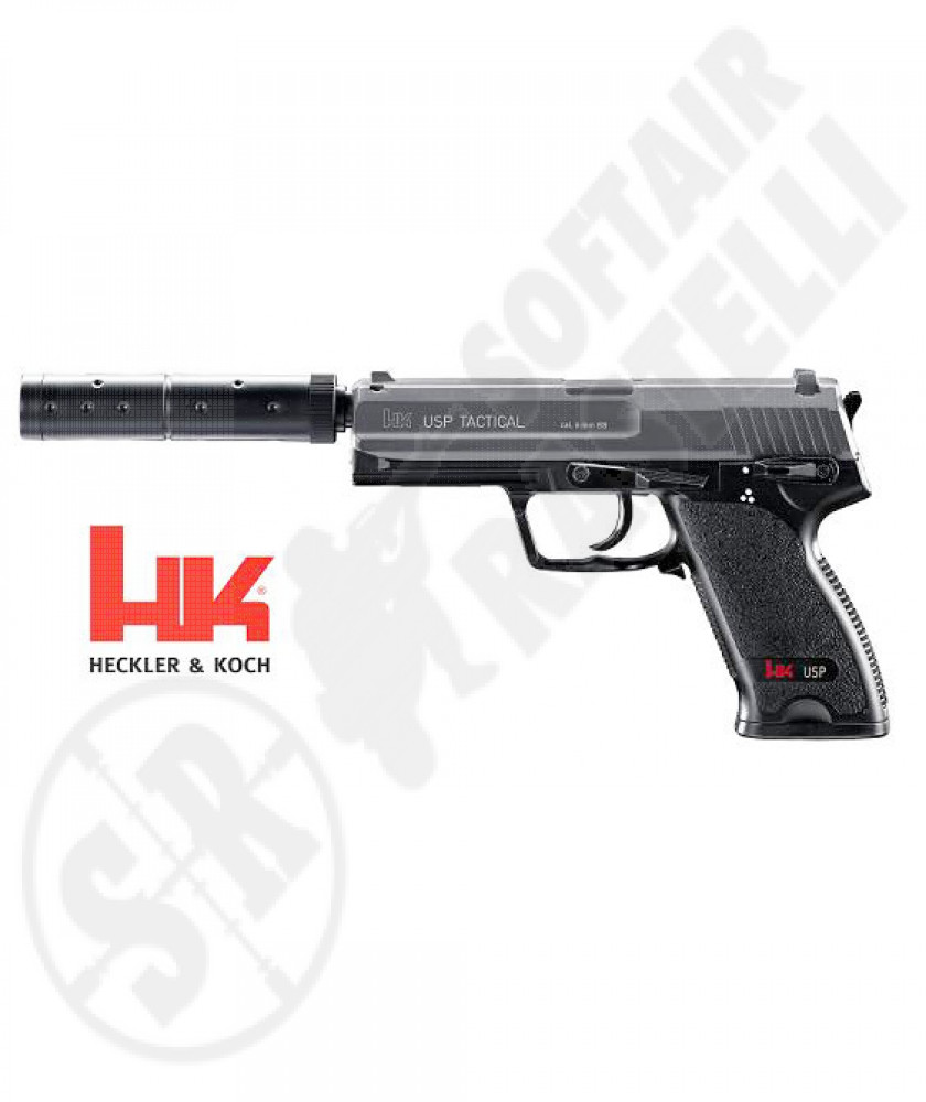 P8 usp tactical co2 full metal