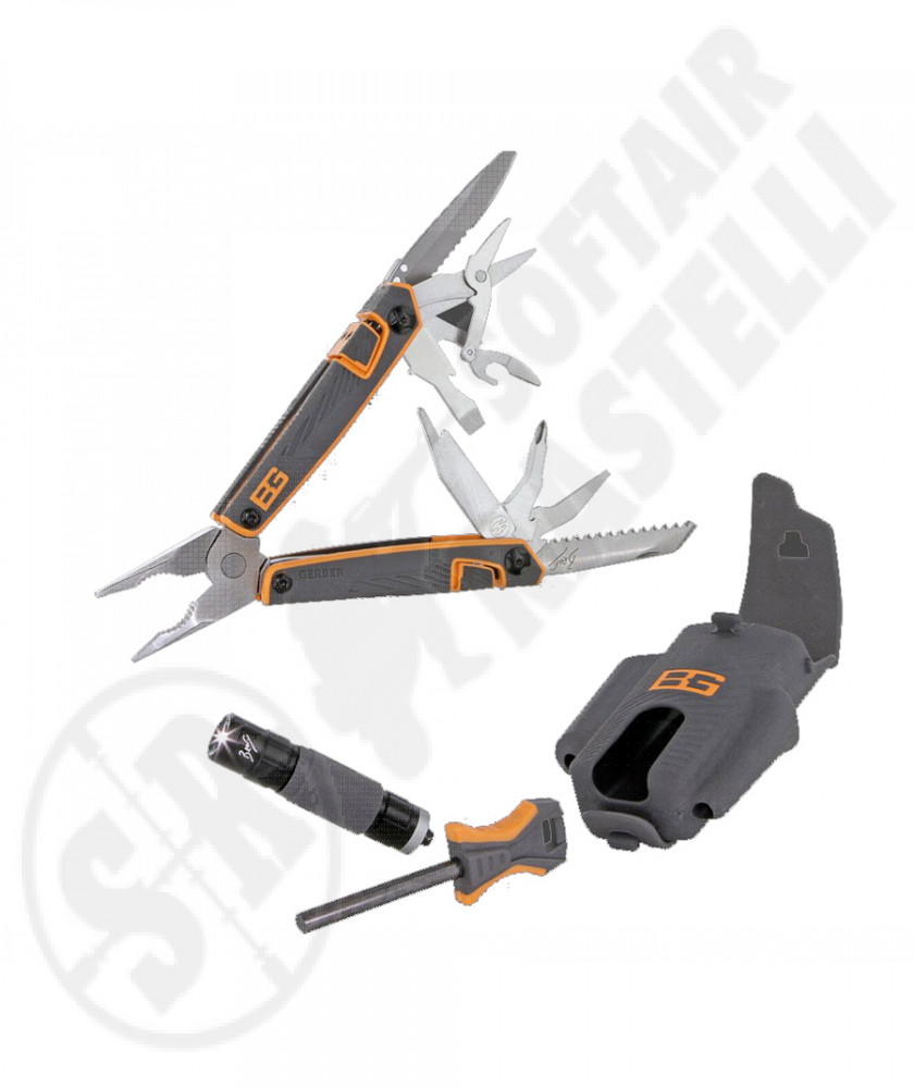 """Pinza multiuso Bear Grills """"Survival tool pack"""""""