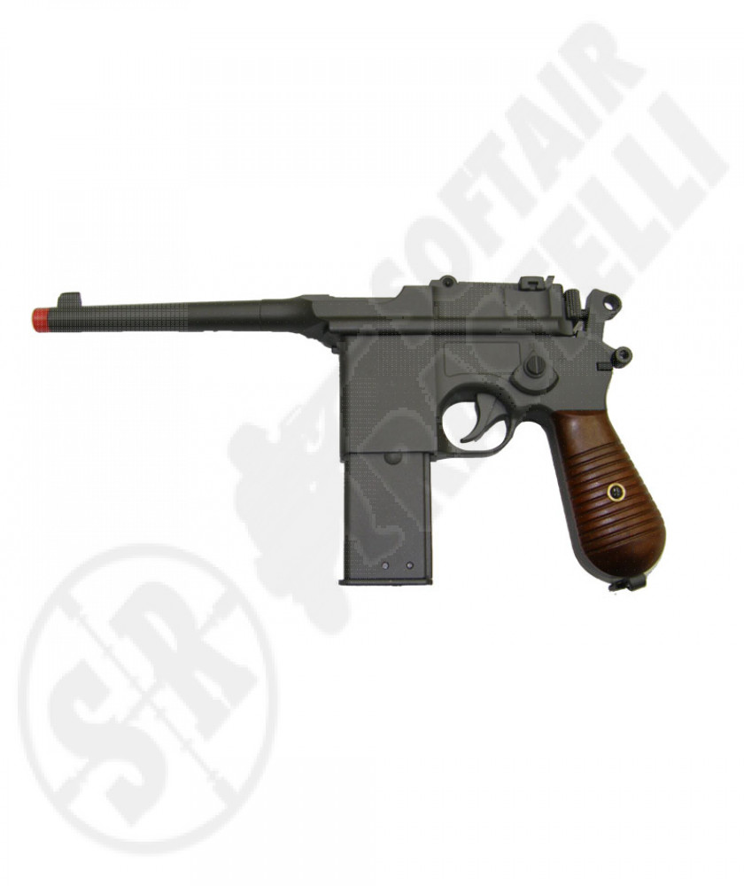Mauser c96 full metal a gas