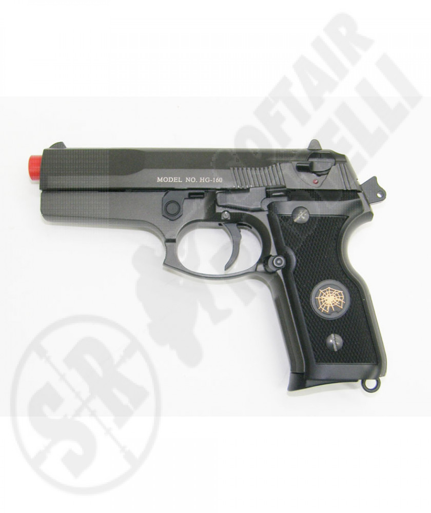 Pistola gas cougar full metall