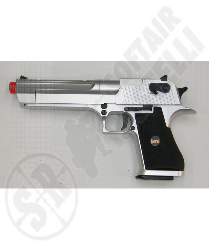 Desert eagle silver a gas