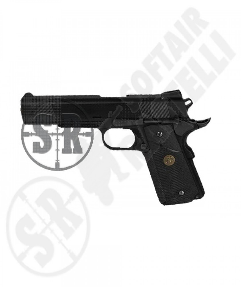 Pistola 1911 meu nera a gas full metal a gas