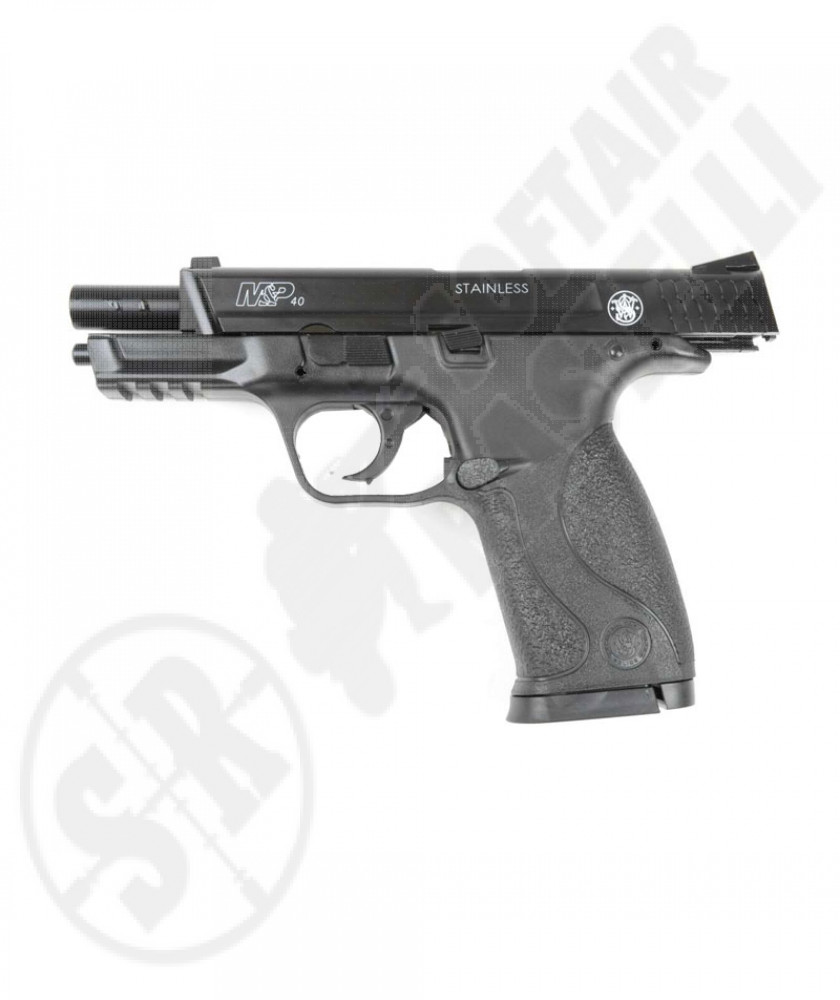 Pistola a molla pesante M&P40 Smith & Wesson 21bbs