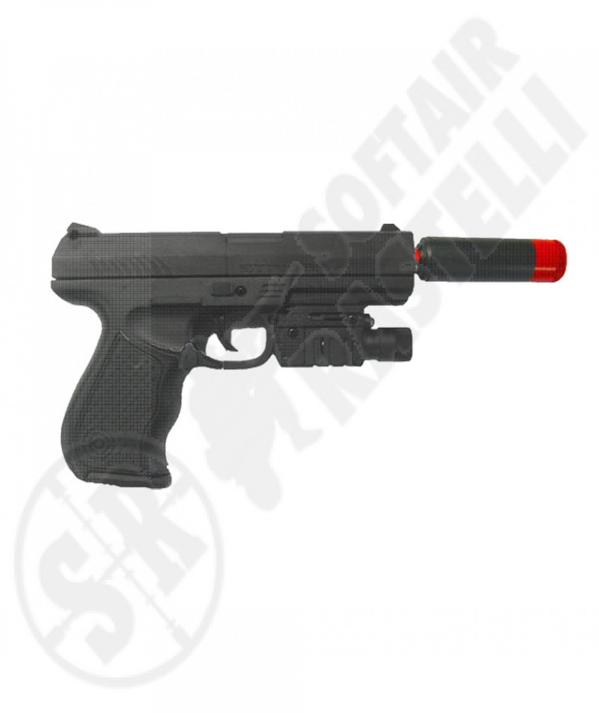 Pistola a molla S-07 Deformed
