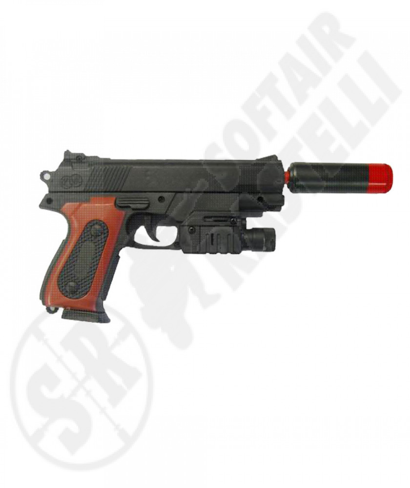 Pistola a molla S-06 Deformed