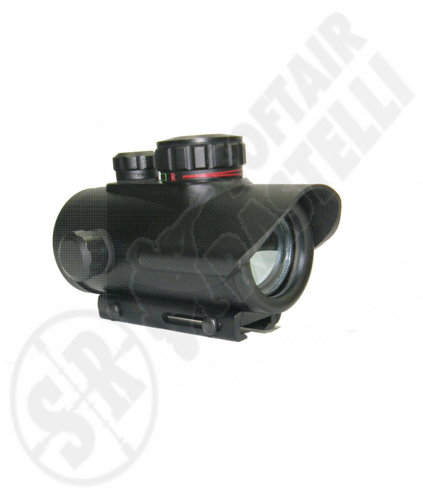 Red Dot 1 x30 con visierina