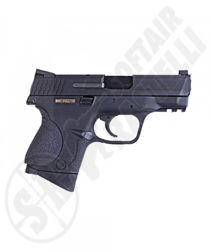 Replica pistola mp compact little bird