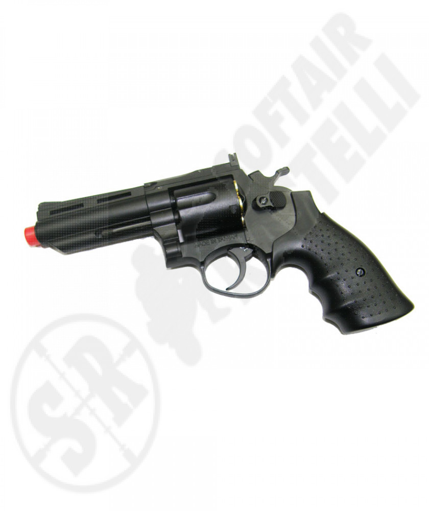 Revolver a gas heavy model nera