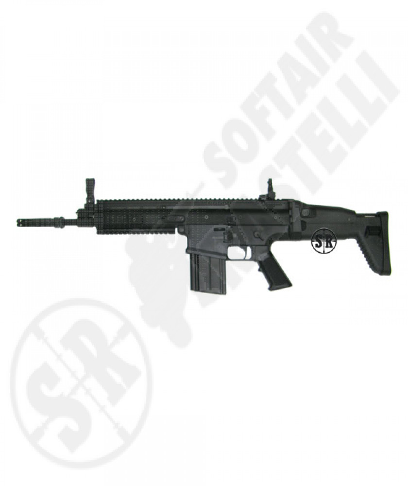 Scar H full metal nero