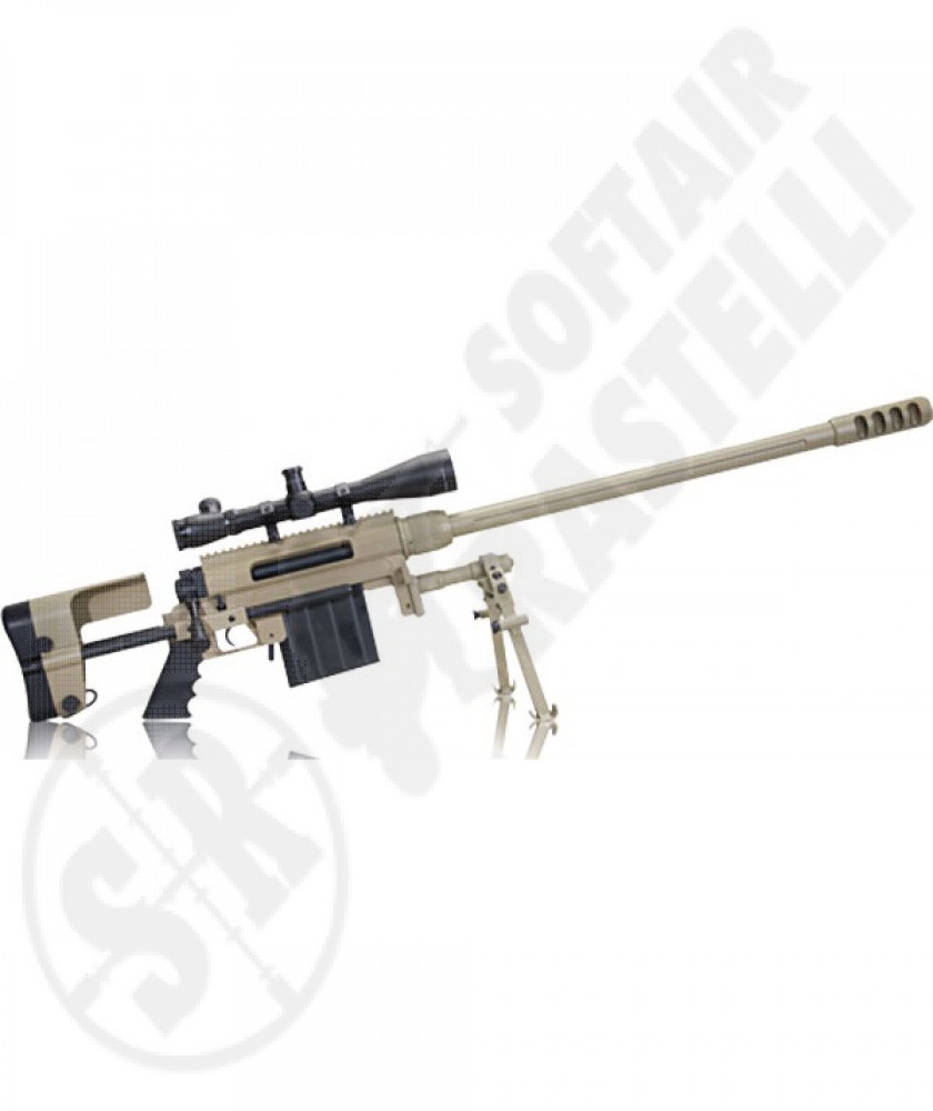 Sniper EDM M96 tan full metal (ares)