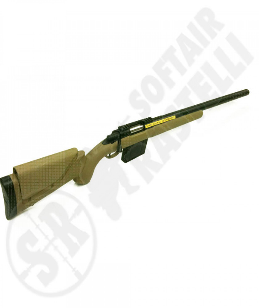 Fucile Sniper M40 triller tactical full metal (aps) Tan